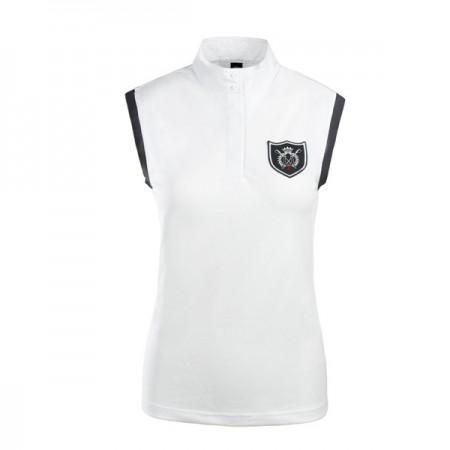 horze婦人クール競技用袖無しシャツ