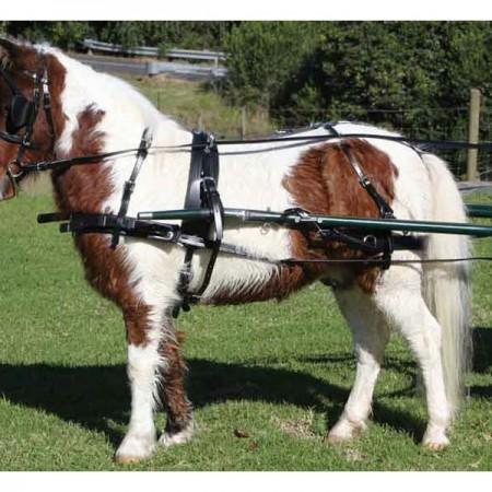 Zilcoミニチュアホース用馬車ハーネスセット