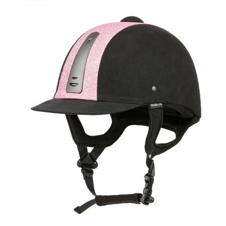 DublinSilverラインフィズ・ヘルメット