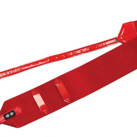 ZilcoUSスタイル150gレース用上腹帯赤