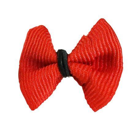 horze三つ編み用リボン赤