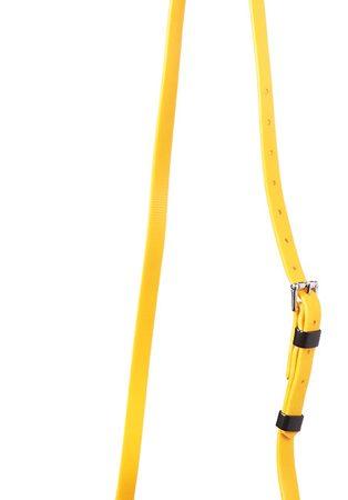 Zilco軽量黒パット・カブソン鼻革黄色