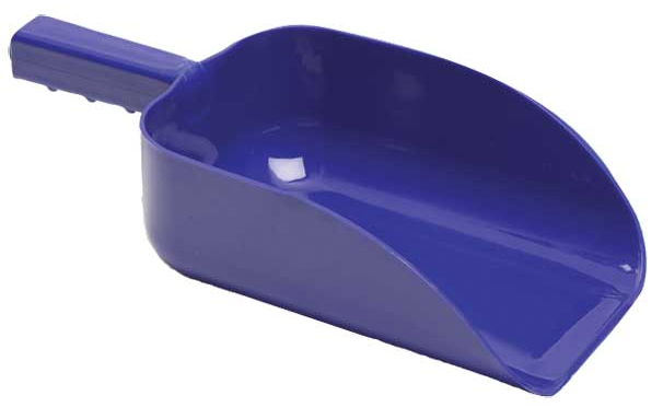 Zilcoプラスチック餌用スコップ