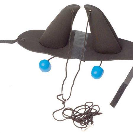 Zilco耳栓付きフード